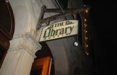 10. The Library - The 25 Douchiest Bars in Austin | Complex