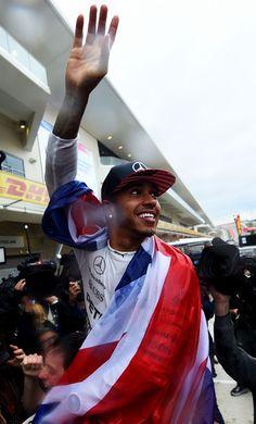 Lewis Hamilton Photos - F1 Grand Prix of USA - Zimbio