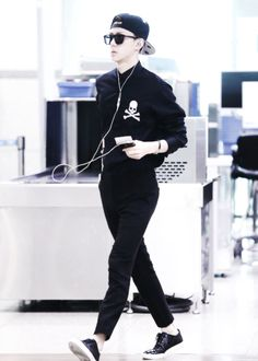 Sehun ♥ Airport Fashion ♥ #EXO