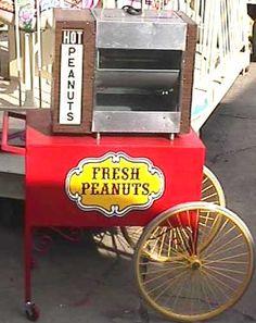 peanut raoster