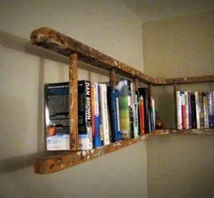 Miss tesorcillos: Elementos cotidianos: Escaleras de madera