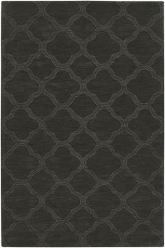 Exceptional Surya Mystique M 366 Charcoal Area Rugs