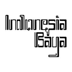 Indonesia Saya...Indonesia Raya...