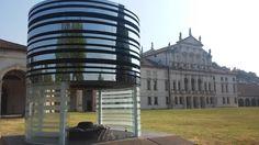 #blackhole now at Fondazione Cuoa - Altavilla Vicentina. #fuorisalone #vetro #glass #design