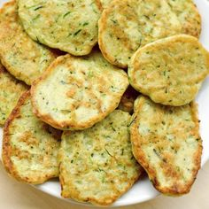 Healthy Alternative to Chips! Try this recipe for Summer Squash Chips. I had to cook them for longer than the recipe called for.