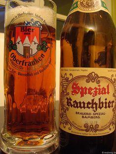 Spezial Rauchbier aus Bamberg    www.brauerei-spezial.de