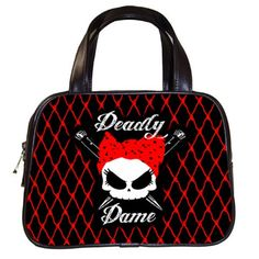 Deadly Gothabilly Handbag Preorder Deposit by LttleShopOfHorrors, $10.00