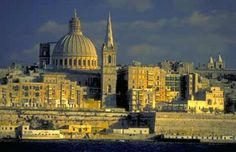 Valletta, Malta, Italy - been there Oh The Places You'll Go, Places Ive Been, Places To Visit, Malta Italy, Taj Mahal, Cool Pictures, To Go, Europe, City