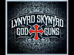Lynyrd Skynyrd - That Ain't My America --  Here's to the men and women, in their hands they hold a bible and a gun, and they aint afraid of nothin when their holdin either one