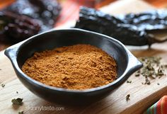Aaron's Mexican Dry Adobo Seasoning - A fusion of Mexican and American spices – a dry rub that combines the flavors of Mexico using dried pasilla and ancho chiles, with spices commonly used in dry rubs across the American South.