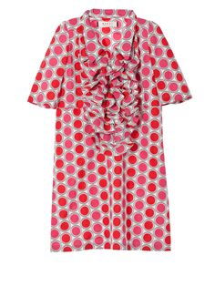 Pink for grown-ups: Marni clown dress