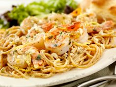 Chef Mike Isabellas Shrimp Scampi | The Dr. Oz Show yummy-yum-yum