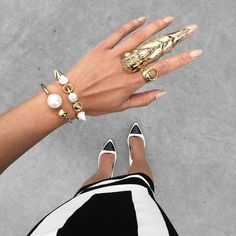 Today's Accessorize by Micah Gianneli