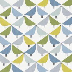 print & pattern: HOME TEXTILES - scion ss17