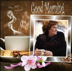 Susan Boyle Good Morning by Gayle Holmes ~``