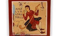 Resultat d'imatges de pintura romanica