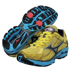 Mizuno Women's Wave Rider 15 Running Shoe - My Favorite Athletic Shoe of all time!