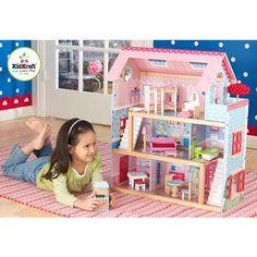 """KidKraft Chelsea Dollhouse Cottage - KidKraft - Toys """"R"""" Us"""