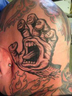 Dave Davenport Tattoo Tattoo by Dave Davenport