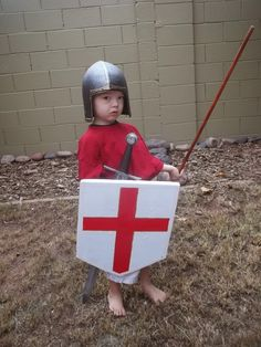 joan of arc costume diy - Google Search