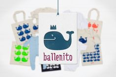 ballenito by Andreas von Borstel, via Behance Behance, Artwork, Design, Work Of Art, Auguste Rodin Artwork, Artworks, Illustrators