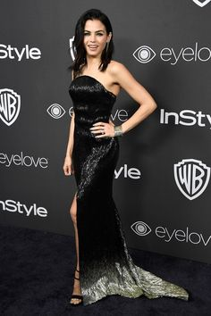 Jenna Dewan Tatum in Julien Macdonald