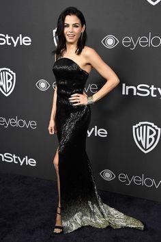 Jenna Dewan Tatum in Julien Macdonald