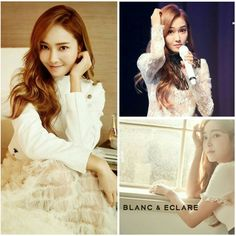 The Big Boss of Blanc Group (BLANC & ECLARE), Jessica Jung