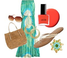 Out and about, created by tammy-vallandingham on Polyvore