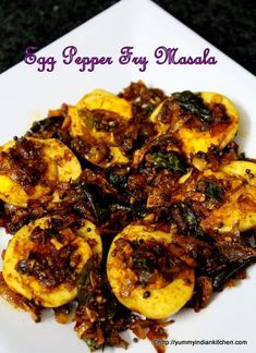 Egg Pepper Fry is the most tasty and quick egg dish which can be done in a couple of minutes. The egg pepper masala is an instant recipe with no hard work..