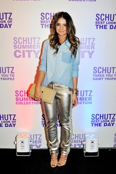 Thassia Naves look – Schutz Summer 2013