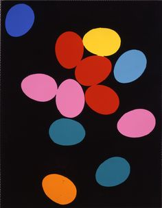 artexpansion: Andy Warhol, Eggs, 1982