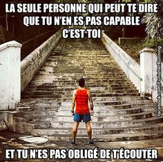 Will it be easy ? Worth it? Sport Motivation, Fitness Motivation Quotes, Quote Citation, Running Inspiration, French Quotes, Life Is A Journey, Just Run, Fact Quotes, Positive Attitude