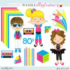 Jessica Weible Illustrations - for scrapbookings / blogs / etc
