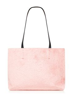 Pink Fluff Wasted Tote
