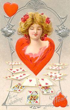 . Valentine Images, Be My Valentine, Victorian Valentines, Valentines Greetings, Vintage Ladies, Snow White, Disney Princess, Disney Characters, Art