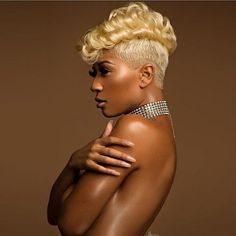 These short hairstyles for black women vary in style and essence. - These short hairstyles for black women vary in style and essence. With everything from the conservative and sexy styles to the bold and flirtations ones - Mohawk Hairstyles, Black Girls Hairstyles, Short Hairstyles For Women, Trendy Hairstyles, Hairstyles 2018, Haircuts, Short Sassy Hair, Short Hair Cuts, Short Hair Styles