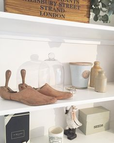 Shelfie love, another Mumma find. these lovely vintage shoe lasts 😍 Happy humpday {what is with this weather? Shoe Last, Shelfie, Vintage Shoes, Decor Ideas, Weather, Happy, Instagram, Home Decor, Decoration Home