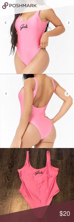 0b6c988830  Girls  leotard   swimsuit 💕  Girls  leotard   bathing suit. Women s