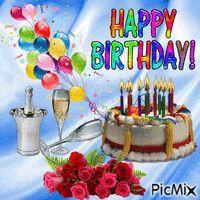 HAPPY BIRTHDAY - PicMix Happy Birthday Sister Funny, Happy Birthday Wishes For A Friend, Happy Birthday For Him, Happy Birthday Flower, Birthday Wishes Quotes, Happy Birthday Images, Happy Birthday Greetings, Funny Birthday Cards, Birthday Humorous