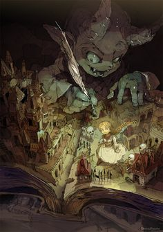The ending is already decided by Demizu Posuka