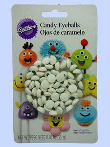 cake pop decorating | Wilton Cake Pops Candy Eyeballs - Brownie Pops Cookie Pops Decorating ...