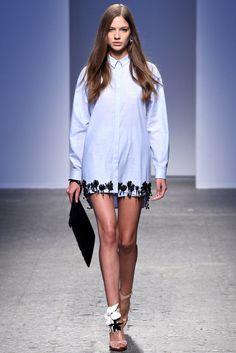 No. 21 Spring 2014 Ready-to-Wear Fashion Show - Roberta Cardenio