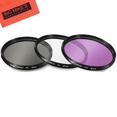 Filters for Nikon Coolpix P900