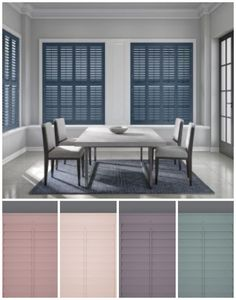 Outdoor Furniture Sets, Outdoor Decor, Roman Blinds, Dining Table, Home Decor, Decoration Home, Roman Shades, Room Decor, Dinner Table