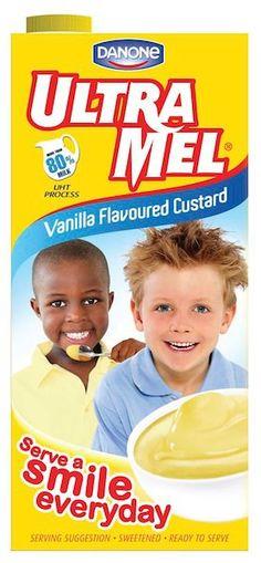 Ultra Mel Custard! Vanilla Flavoring, Custard, Cereal, Lunch, Breakfast, Recipes, Food, Morning Coffee, Cream