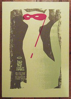 GigPosters.com - Bat For Lashes