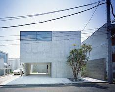 Apollo Architects - Grigio house, Setagaya 2015. Photos © Masao Nishikawa.