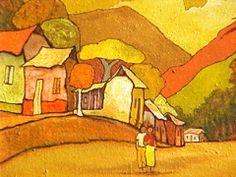 """arte popular y artesanía de Venezuela: GREGORIO MIJARES, """"El niño bonito de Patanemo"""" Arte Popular, Art World, Painting, Canvas, Venezuela, Beautiful Children, Paintings, Artists, Painting Art"""
