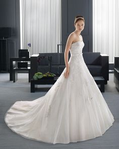 Mali vestido de novia two Rosa Clara
